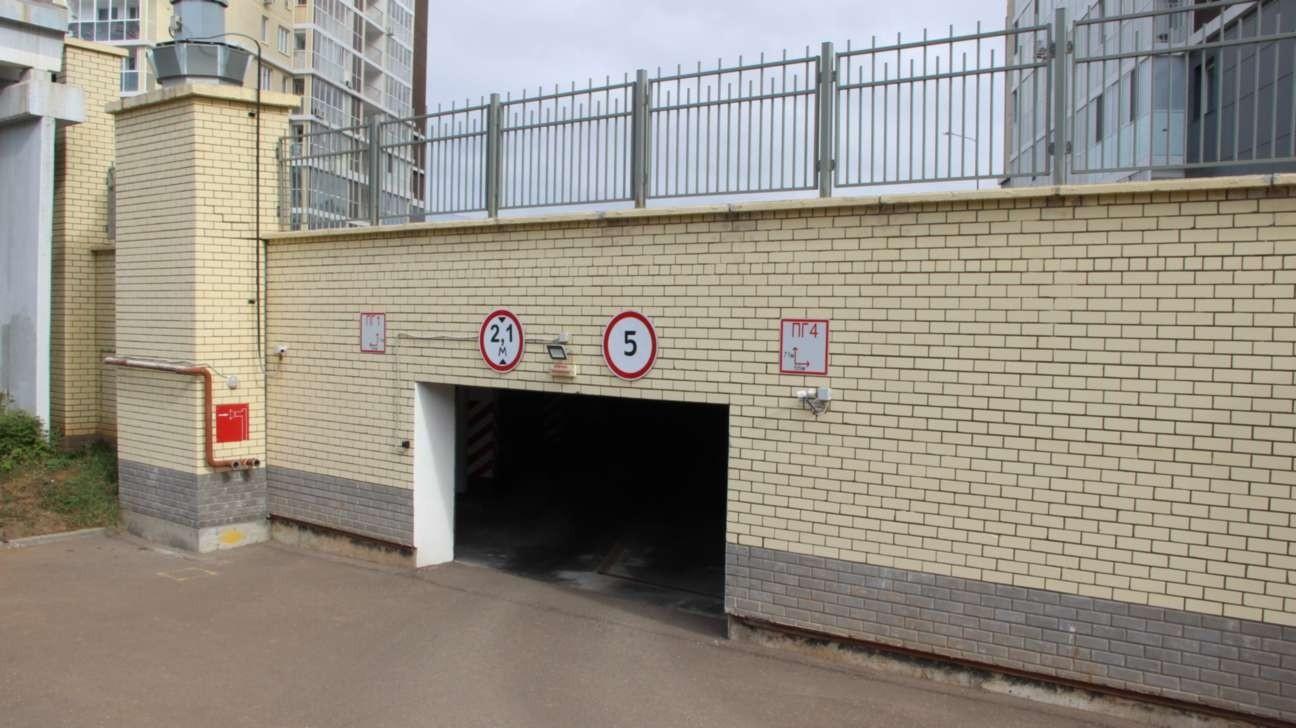 подземный паркинг челны